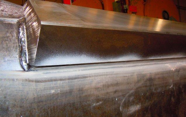 Critical weld NDT & MPI Analysis