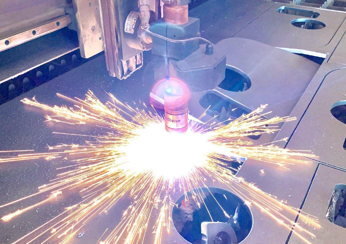 Plasma Cutting fabrication