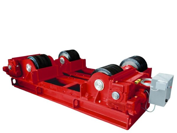Conventional Rotator Turning Rolls