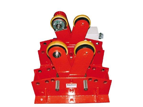 Pipe Rotator Turning Rolls