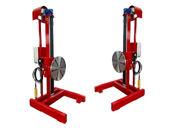 Head & Tailstocks - Port-A-Lift